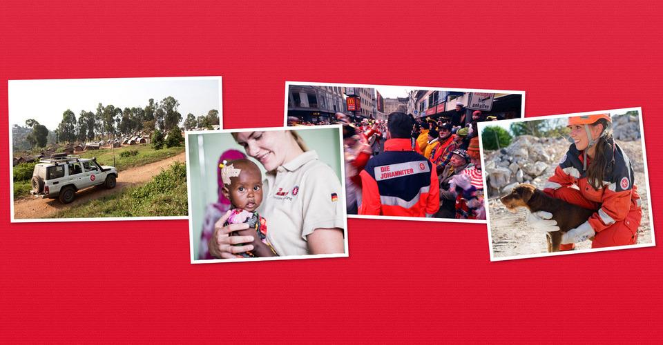 Johanniter Unfall Hilfe Hilfe In Deutschland Und Weltweit Gooodde