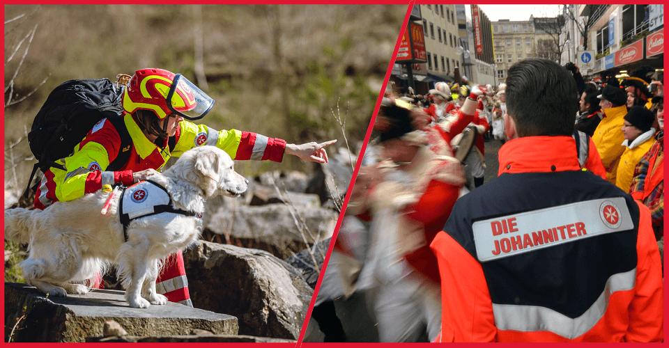 Johanniter-Unfall-Hilfe – Hilfe in Deutschland und weltweit